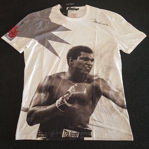 Dolce&Gabbana Muhammad Ali Printed Men T-Shirt